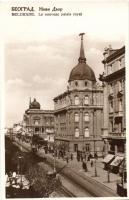 Belgrade, New Royal Palace