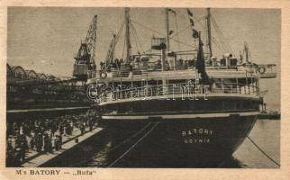 MS Batory, MS Batory hajó