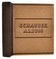 Alig használt, jó állapotú Schaubek ifjusági világalbum, 1940 évi kiadás