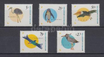 Bird 5 values, Madár 5 klf érték