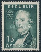 Karl Ritter von Ghega, Karl Ritter von Ghega