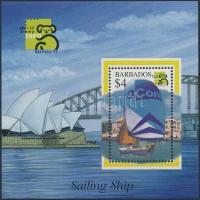 Nemzetközi Bélyegkiállítás '99 Ausztrália, Melbourne blokk International Stamp Exhibition Australia '99 , Melbourne block