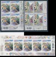 2015 Europa CEPT, Történelmi játékok sor ívsarki 4-es tömbökben Mi 1903-1904 + bélyegfüzet MH 0-17