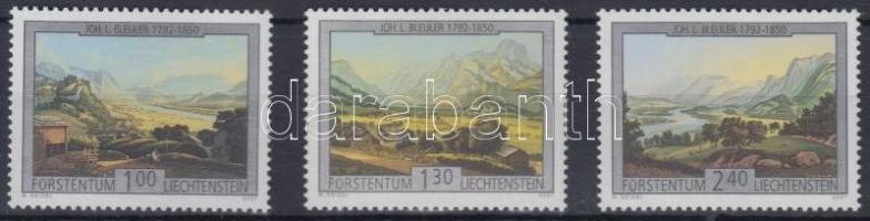 Festmények a Rajnáról sor, Painting of the Rhine set