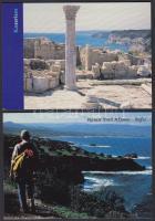 Ciprus 12 klf díjjegyes ciprusi képeslap