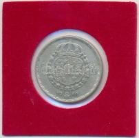 Svédország 1948TS 1Kr Ag V. Gusztáv T:2- Sweden 1948TS 1 Krona Ag Gustaf V C:VF