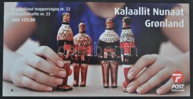 Europa CEPT, Történelmi játékok öntapadós bélyegfüzet Europa CEPT, Historical Games self-adhesive stamp-booklet