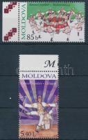 2010 Néptánc pár Mi 714-715