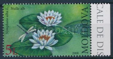 Veszélyeztetett növények ívszéli bélyeg, Endangered Plants margin stamp