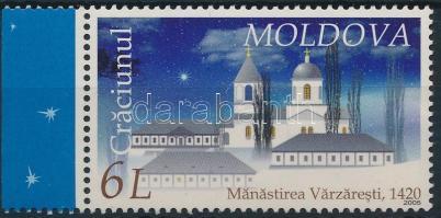 2005 Templomok és kolostorok ívszéli záróérték Mi 534