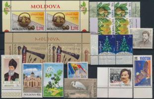 1999-2009 13 klf bélyeg közte ívszéli sorok