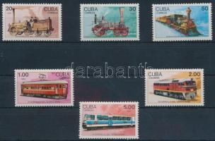 1988 Vonat sor Mi 3221-3226
