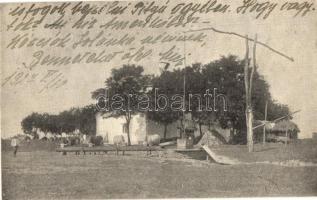 Szilszeg, Szuszek, Susek (?); Ökör itató kút az uradalom mellett (szállás / Meierhof) / well next to the farm (Rb)