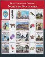 2011 Mozdony ívszéli bélyeg Mi 2720 + teljes ív Mi 2718-2729