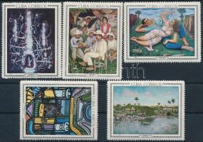 Artworks from the National Museum set, Műalkotások a Nemzeti múzeumban sor