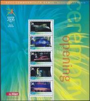 2006 Olimpia kisív Mi 2537-2541