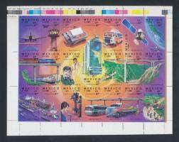 1991 Szállítás és távközlés teljes ív Mi 2218-2239