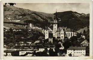 Körmöcbánya, Kremnica;