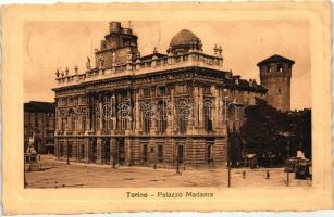 Torino, Turin; Palazzo Madama (EK)