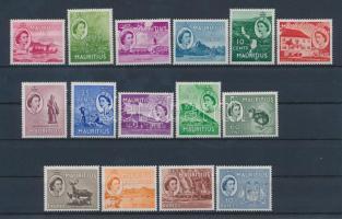 1953 Mi 243-257