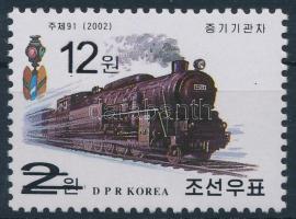 2006 Vasút bélyeg felülnyomással Mi 5079