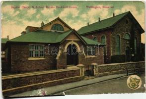 Wellington, Baptist chapel and school rooms Rockwell Green (EK)