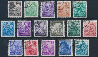 1953 Forgalmi sor 16 klf értéke