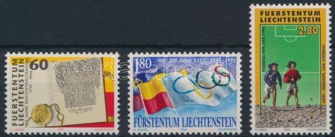 Liechtenstein set, 275 éves a Liechtensteini hercegség sor