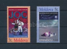 2003 Europa CEPT: Plakátművészet sor Mi 463-464