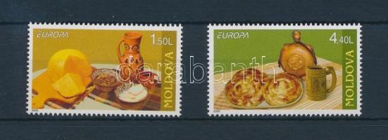 2005 Europa CEPT: Gasztronómia sor Mi 511-512