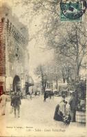 Salon-de-Provence, Cours Victor Hugo, Omega / street, market place