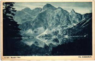 Tatra, Morskie Oko / lake