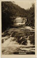 Vodopád Mumlavy / waterfall