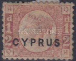 1880 Mi 1 (pl.15)