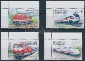 Locomotive corner set, Mozdony ívsarki sor