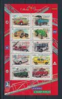 International Stamp Exhibition PHILEXJEUNES minisheet, Nemzetközi bélyegkiállítás PHILEXJEUNES kisív