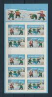New Year stamp booklet, Újév bélyegfüzet