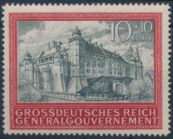 Generalgouvernement 1944 Mi 125