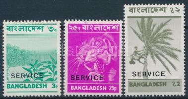 1974 Hivatalos sor Mi 9-11