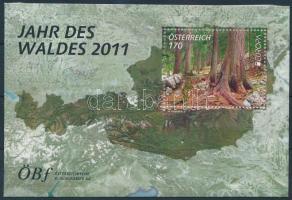 Europa CEPT: Forest block, Europa CEPT: Az Erdő blokk kis tasak
