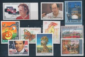 2004-2005 10 stamps, 2004-2005 10 klf bélyeg