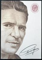 2013. Puskás bankjegy promóciós bankjegy a Pénzjegynyomda és a Diósgyőri Papírgyár díszkiadásában T:I