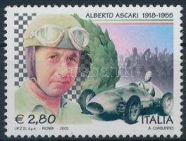 2005 Alberto Ascari autóversenyző Mi 3049