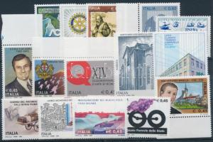 15 diff stamps, 15 db klf bélyeg, közte több ívszéli érték