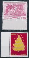 2006 Karácsony ívszéli sor Mi 3144-3145