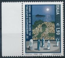 2006 Művészeti és kulturális örökség ívszéli bélyeg Mi 3128