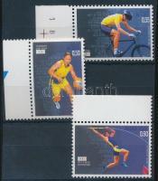 2004 Nyári olimpia, Athén sor Mi 3352-3354