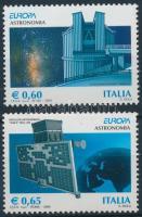 2009 Europa CEPT, Asztronómia sor Mi 3294-3295