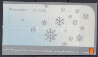 2003 Karácsony öntapadós bélyegfüzet Mi 1484-1485