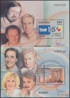 ESPANA'2000 Stamp Exhibition block set without closing value, ESPANA'2000 Bélyegkiállítás blokksor záróérték nélkül
